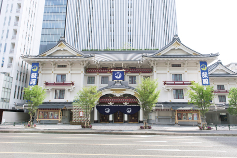 Tokyo International Film Festival's new venue, Kabukiza, a hub that conveys Japanese traditional cul ...