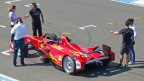 As the Adhesive Exclusive Supplier of China Racing Team, Henkel will provide technical support in Beijing ePrix of the Formula E race in September 2014 (Photo: Business Wire)