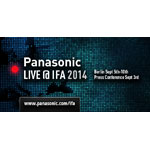 "Under the theme of ""A Better Life, A Better World"", Panasonic will exhibit its latest products and technologies, from digital AV equipment and home appliances to business solutions. (Photo: Business Wire)"