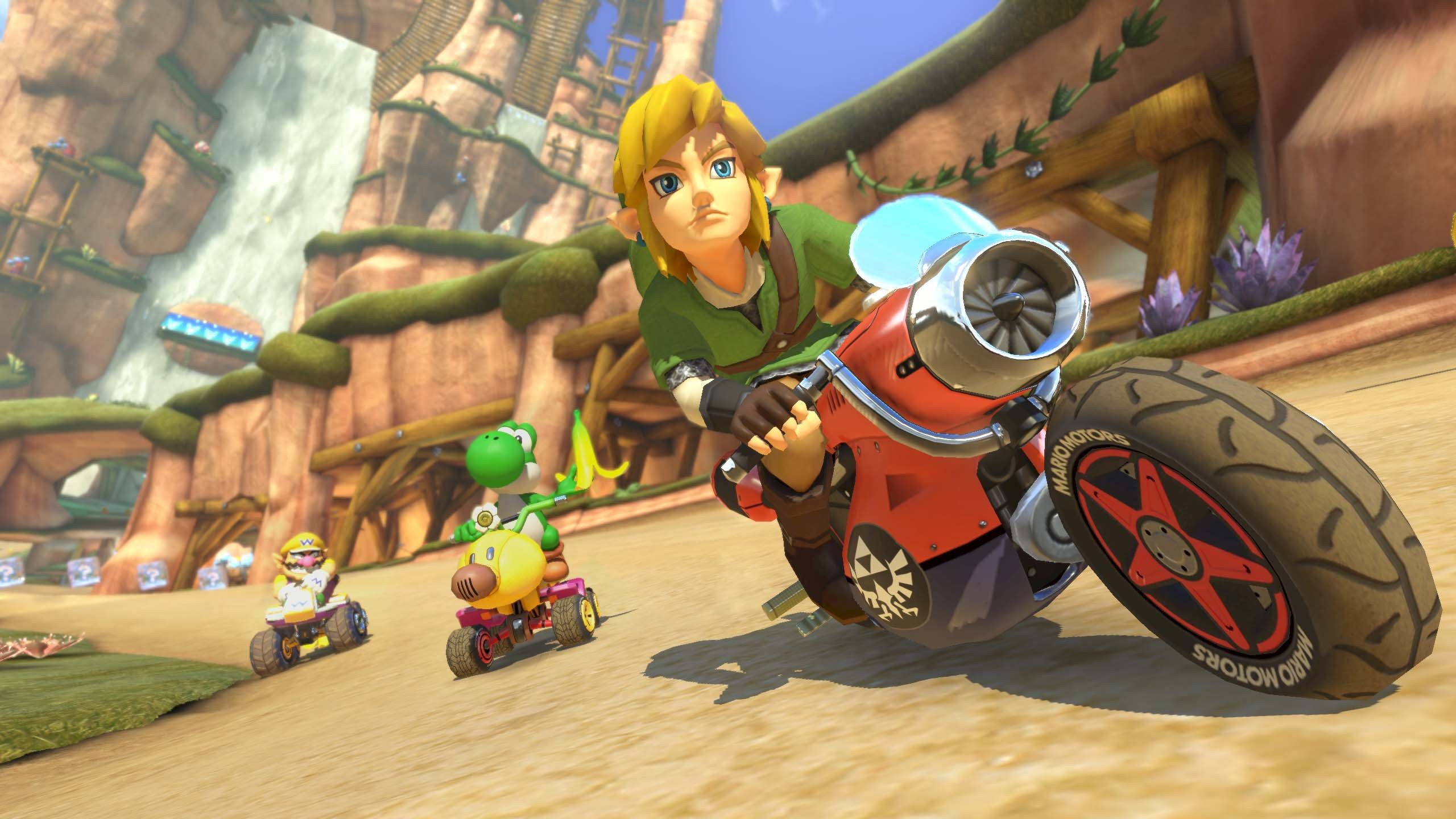 Massive Mario Kart 8 DLC Packs Add 16 New Courses, Plus New