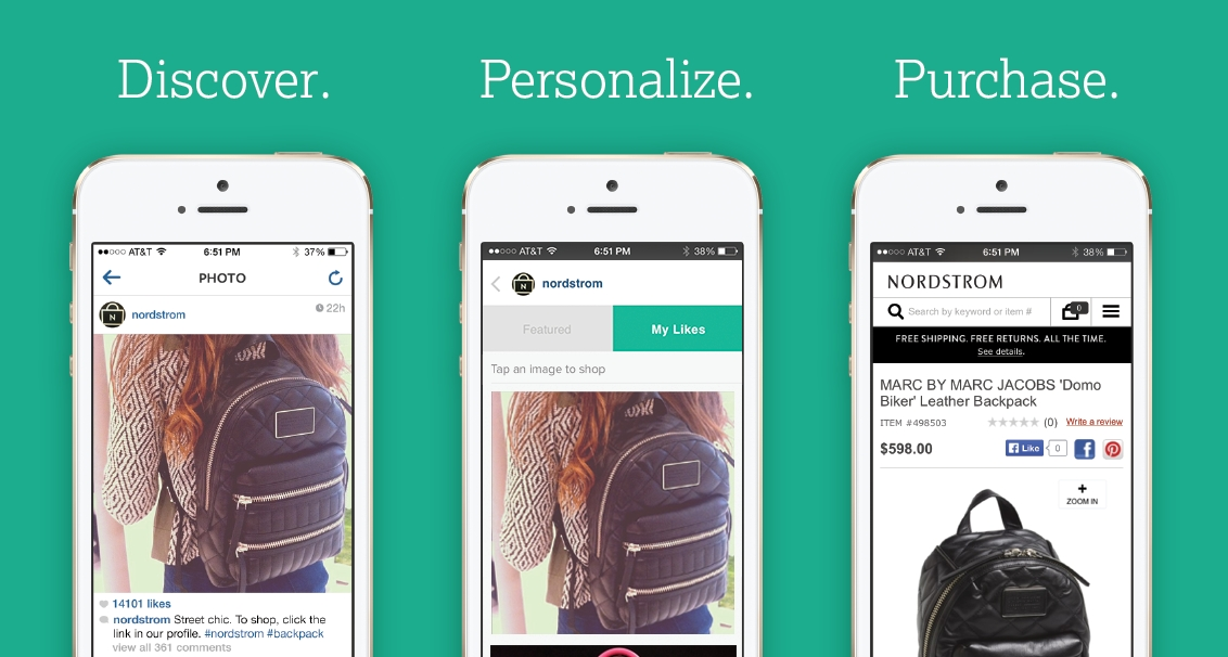 Curalate Introduces Like2Buy; Enables Brands to Monetize Instagram Investments | Business Wire