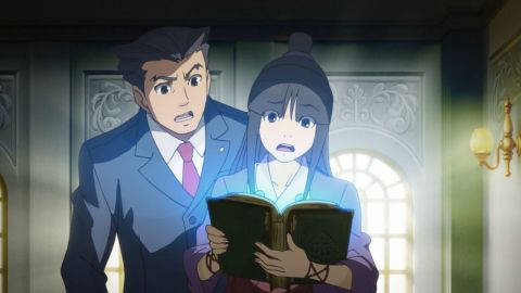 Professor Layton vs. Phoenix Wright: Ace Attorney will be available in stores and in the Nintendo eShop on Nintendo 3DS on Aug. 29 at the suggested retail price of $29.99. (Photo: Business Wire)