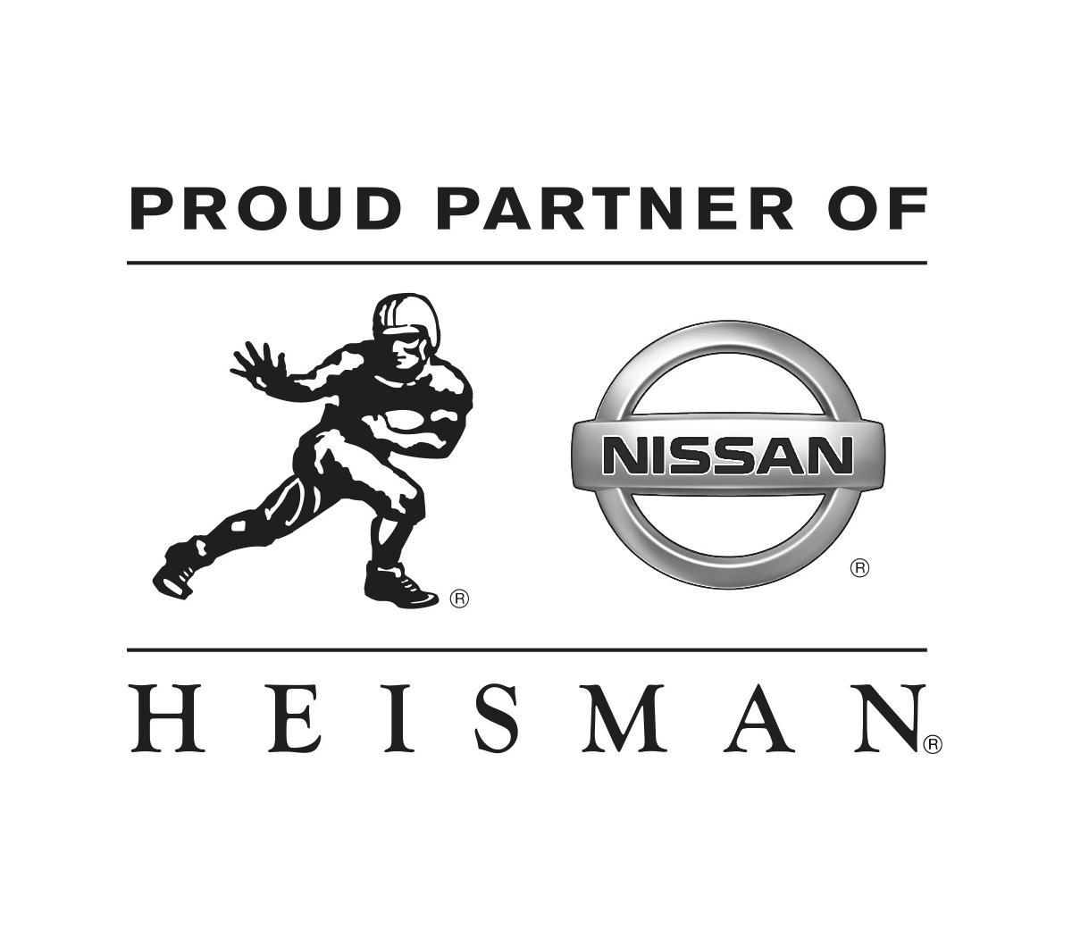 Nissan Heisman House logo
