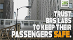 Six of the nine largest mass transit agencies in the U.S. trust BRS Labs to keep their passengers safe.