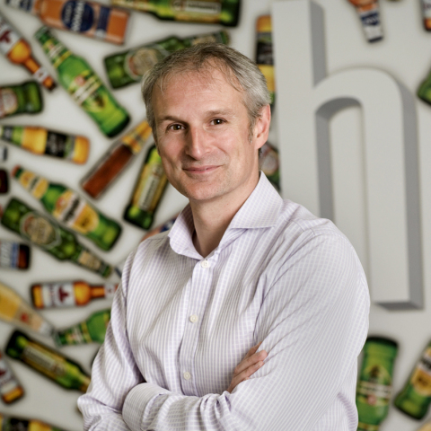 Simon Cox, Molson Coors Brewing Company (Photo: Business Wire)