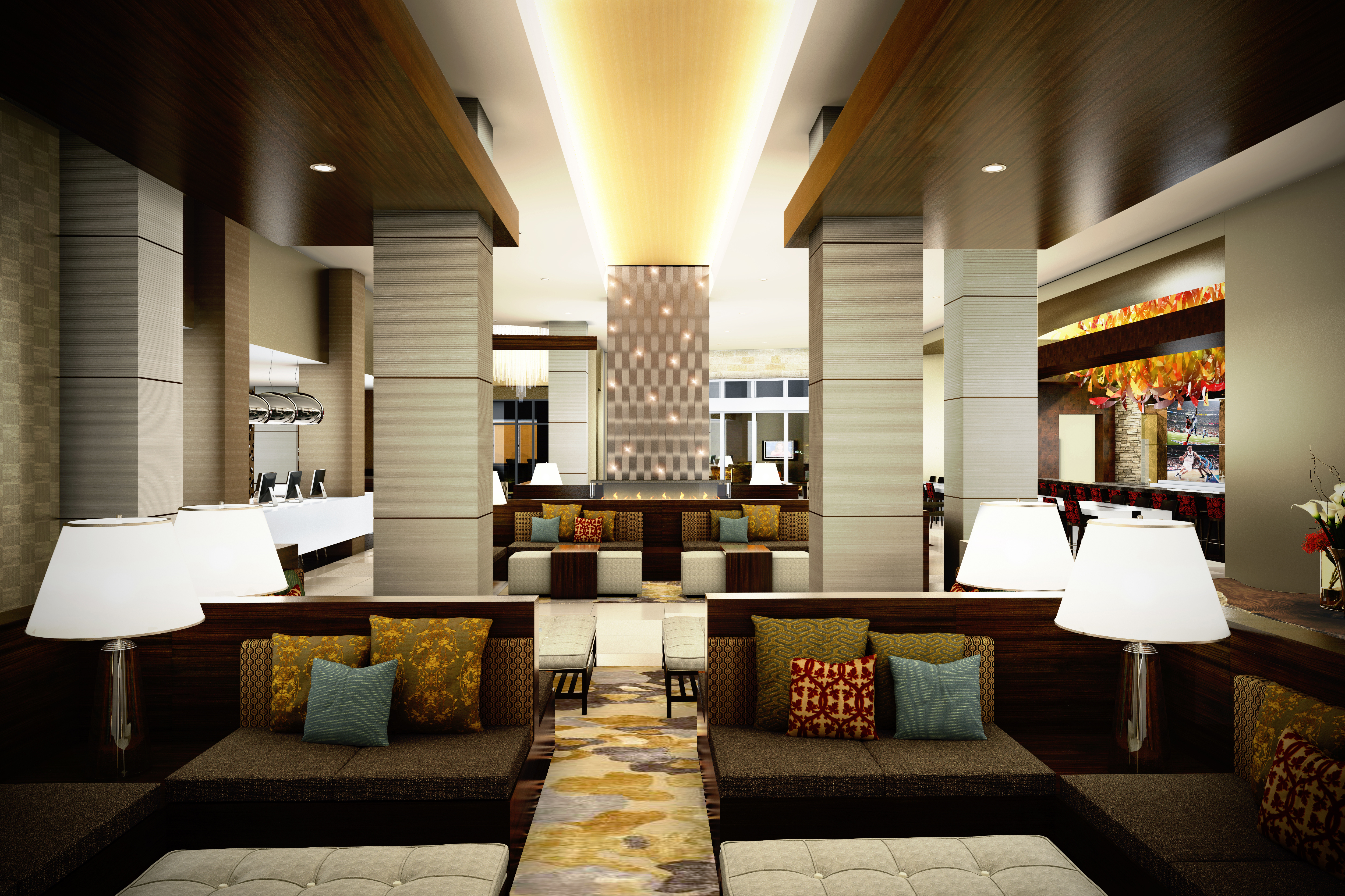 Hilton Hotels Resorts Expands Deep Texas Roots 299 Room Upscale Contemporary Hotel Opens In Master Planned North Dallas Community Business Wire