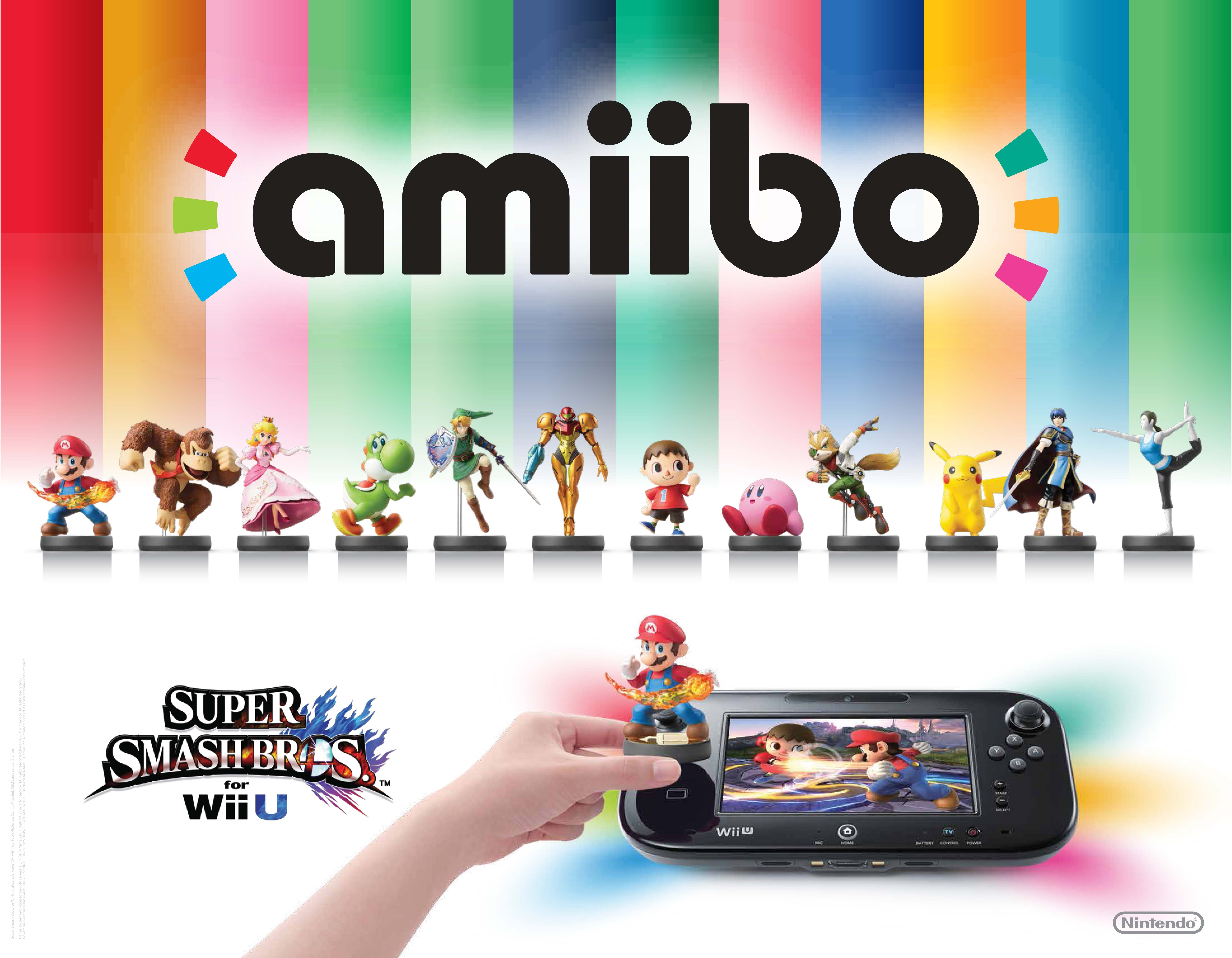 The first 12 amiibo interactive figures are now available for pre-order at a suggested retail price of just $12.99 each. (Photo: Business Wire)