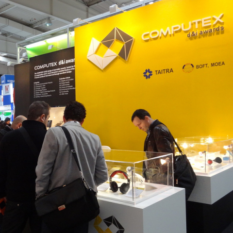COMPUTEX d&i awards on a world tour (Photo: Business Wire)