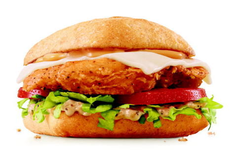 SONIC's new Cheesy Pub Chicken Sandwich, available grilled, crispy or ...