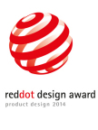 HS2310 two-time winner recognizing engineering excellence - Red Dot and COMPUTEX Design & Innovation awards. (Graphic: Business Wire)