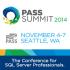 http://www.sqlpass.org/summit/2014/Home.aspx