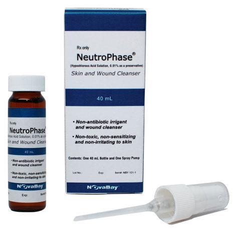 NovaBay's NeutroPhase (Photo: Business Wire)