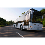 Aleees ARK All-Electric-Powered Bus (Photo: Business Wire)