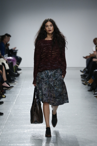 Tracy Reese Washable Fashion Collection for Tide (Photo: Business Wire)