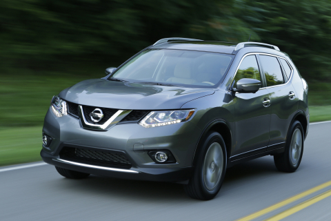 2015 Nissan Rogue (Photo: Business Wire)