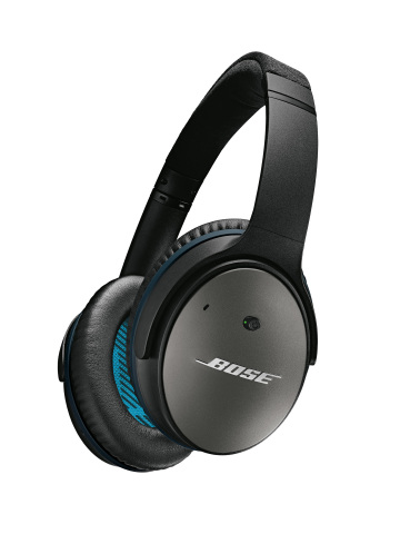 New Bose QuietComfort 25 Acoustic Noise Cancelling Headphones (Photo: Business Wire)