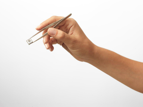 OriginGPS Introduces the World's Smallest GPS Module with Integrated Antenna (Photo: Business Wire)