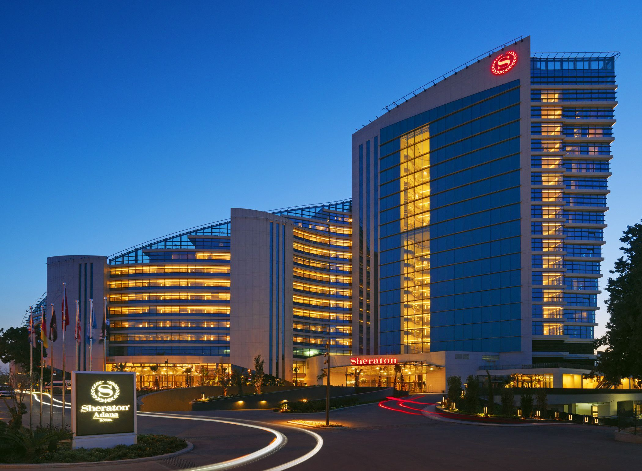 Starwood Hotels Resorts Reaches Ten In Turkey With The New Sheraton Adana Hotel Business Wire