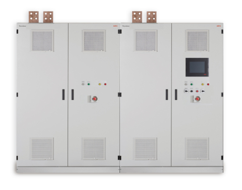 AEG Power Solutions Thyrobox DC 3 (Photo: Business Wire)