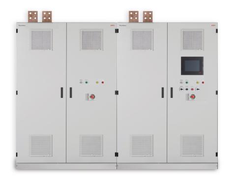 AEG Power Solutions Thyrobox DC 3 (Photo: Business Wire)