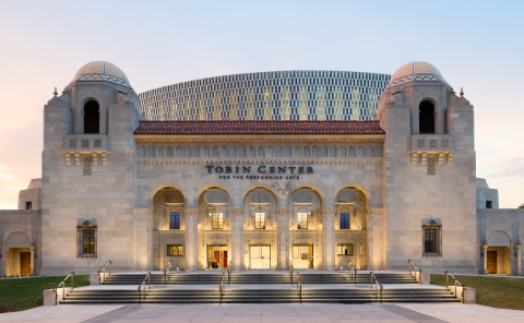 Tobin Center for the Performing Arts (Photo: Business Wire)