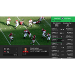 ESPN Fantasy Football app on DISH's Hopper DVR. (Photo: Business Wire)
