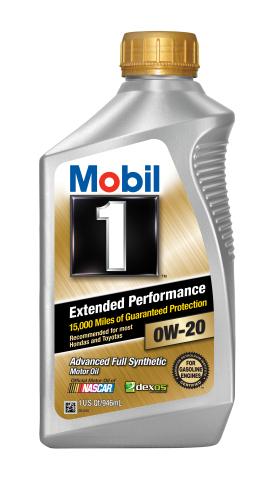 Exxonmobil Introduces Sae 0w 20 Viscosity Motor Oil To