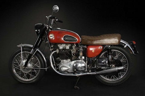 Invaluable today announced that it has Buddy Holly's 1958 Ariel Cyclone Motorcycle available for online bidding at auction by Guernsey's. (Photo: Business Wire)