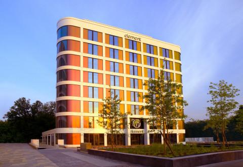 Element Frankfurt - Exterior