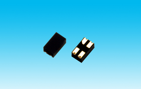 Toshiba: Photorelays in Industry's Smallest VSON4 Package (Photo: Business Wire)