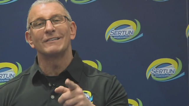 ITW Pro Brands will award a dinner for two with celebrity chef Robert Irvine of Food Network's popular Restaurant Impossible as part of its Sertun(TM) Rechargeable Indicator Towels Sweepstakes.