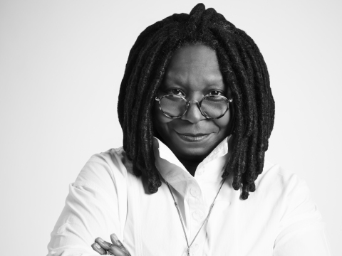 Groupon Offers Chance for Meet-and-Greet with Chicken Coupe Host Whoopi Goldberg at 2014 Food Network New York City Wine & Food Festival (Photo: Business Wire)