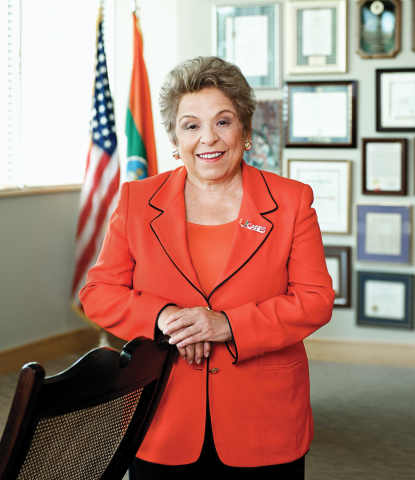 University of Miami President Donna E. Shalala (Photo: Business Wire)