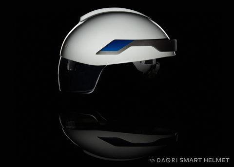 DAQRI Smart Helmet (Photo: Business Wire)