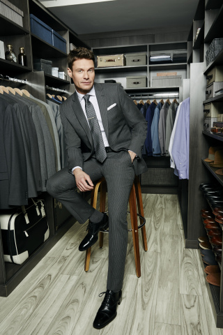 Ryan Seacrest Distinction launches today, exclusively at select Macy's stores and on macys.com. (Photo: Business Wire)