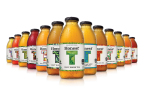 "Honest Tea's refreshed labels and graphics, along with new variety Radiant Raspberry, will have updated imagery and use Fair Trade Certified sugar in its ""Just a Tad Sweet"" varieties. (Photo: Honest Tea)"
