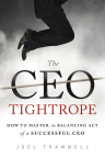 The CEO Tightrope (Graphic: Business Wire)