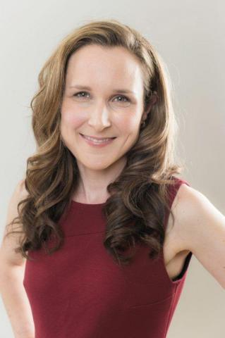 Lindsey Pollak is a Millennial workplace expert, best-selling author and spokesperson for The Hartford's My Tomorrow Campaign. (Photo: Business Wire)