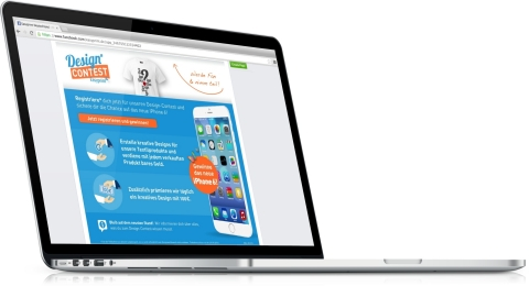 unitedprint.com SE is giving away the brand new iPhone 6 (Photo: Business Wire)