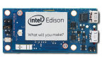 During IDF 2014, Intel announced the availability of Intel® Edison, a product-ready, wirelessly-enabled general purpose compute environment that powers small and worn devices. (Photographer credit: Martijn Cruyff)