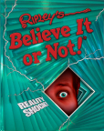 Ripley's Believe It or Not! Reality Shock! makes a perfect gift for teens, tweens and reluctant readers. (Photo: Business Wire)