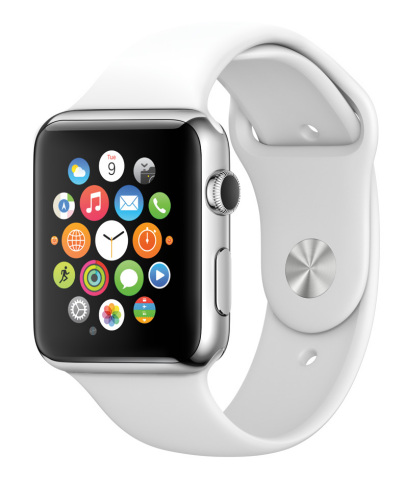 Apple unveils Apple Watch-Apple's most personal device ever. (Photo: Business Wire)