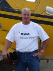 Steve Allen, Agricultural pilot killed by unmarked meteorological evaluation tower (Photo: Business Wire)