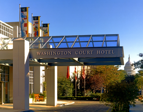 The Washington Court Hotel, Washington DC (Photo: Business Wire)