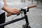 BikeSeal solves a growing problem for urban cyclists by deterring thieves with a visible anti-theft system that contains a bank-level certified secure Near Field Communication (NFC) chip that allows owners to digitally record ownership of a bike using a unique ID. (Photo: Business Wire)