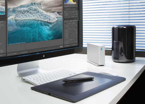 LaCie d2 Thunderbolt 2 (Photo: Business Wire)