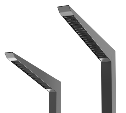 Representing an entirely new class of LED luminaire, Architectural Area Lighting's KicK™ is the industry's first product to angle upwards and yet provide full light cutoff.