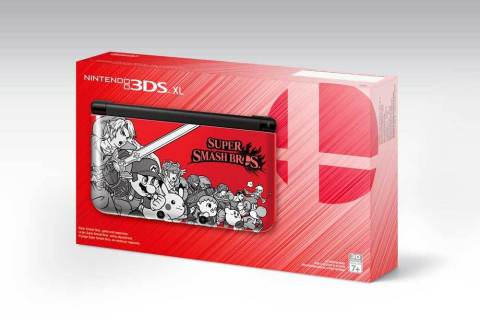 Nintendo's 3D portable video game system will be getting three cool new looks for the holiday season ...