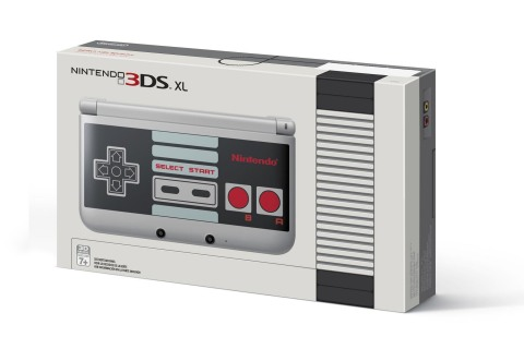 This cool-looking GameStop exclusive goes on sale Oct. 10 at a suggested retail price of $199.99. The hardware is modeled after Nintendo's iconic NES controller and the box looks like an NES system. (Photo: Business Wire)