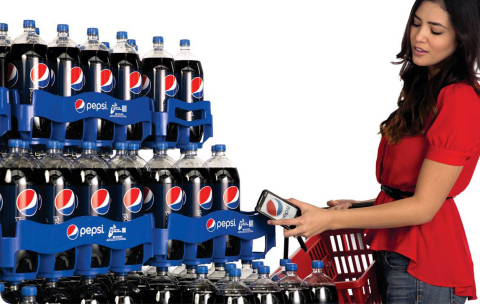 Rehrig Pacific Company deploys consumer-facing merchandiser case-level packaging systems with Near Field Communication (NFC) Mobile Engagement Technology. (Photo: Business Wire)